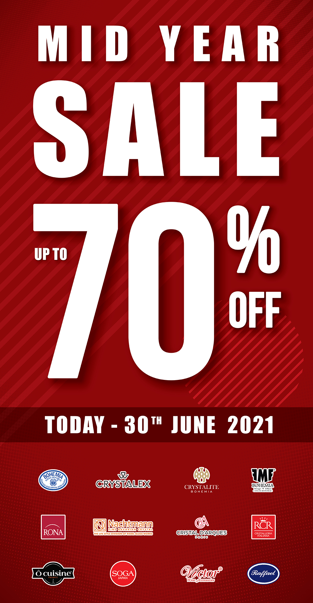 Mid Sale Sale up to 70%
